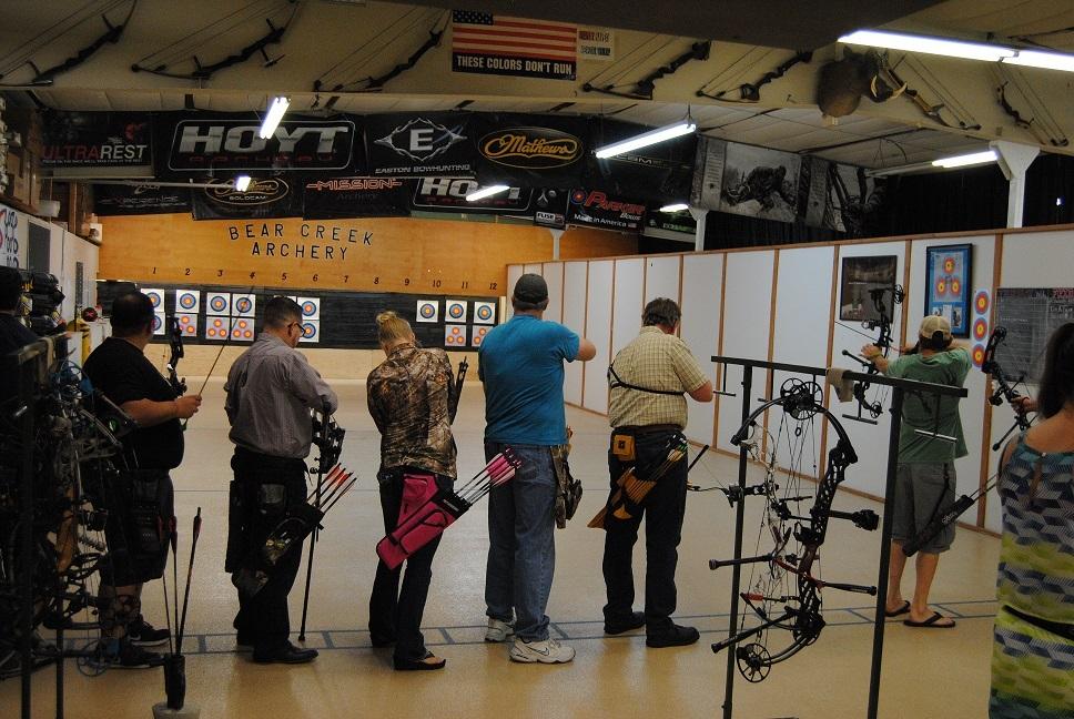 archery 21 arrow range - photo #24