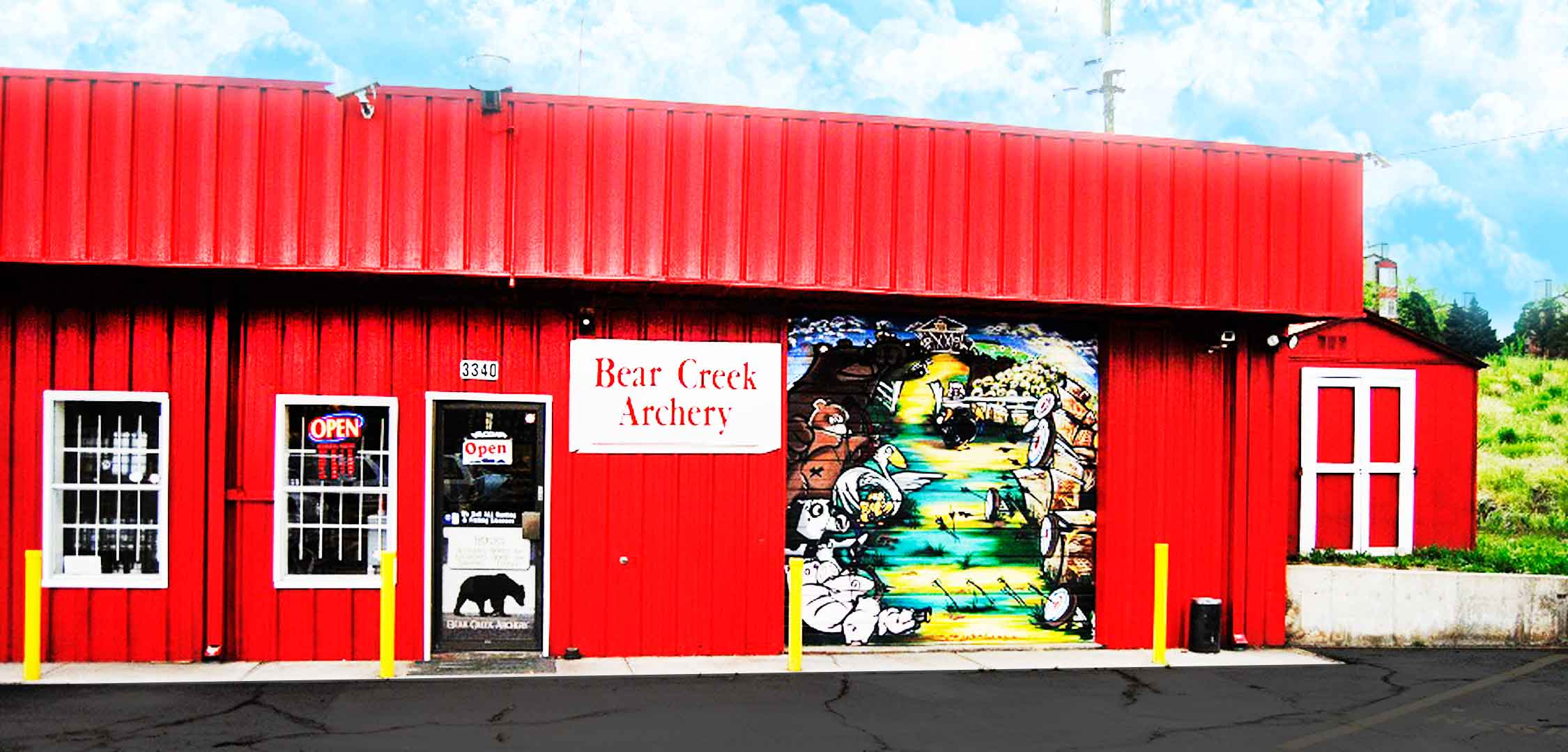 Bear Creek Archery Denver