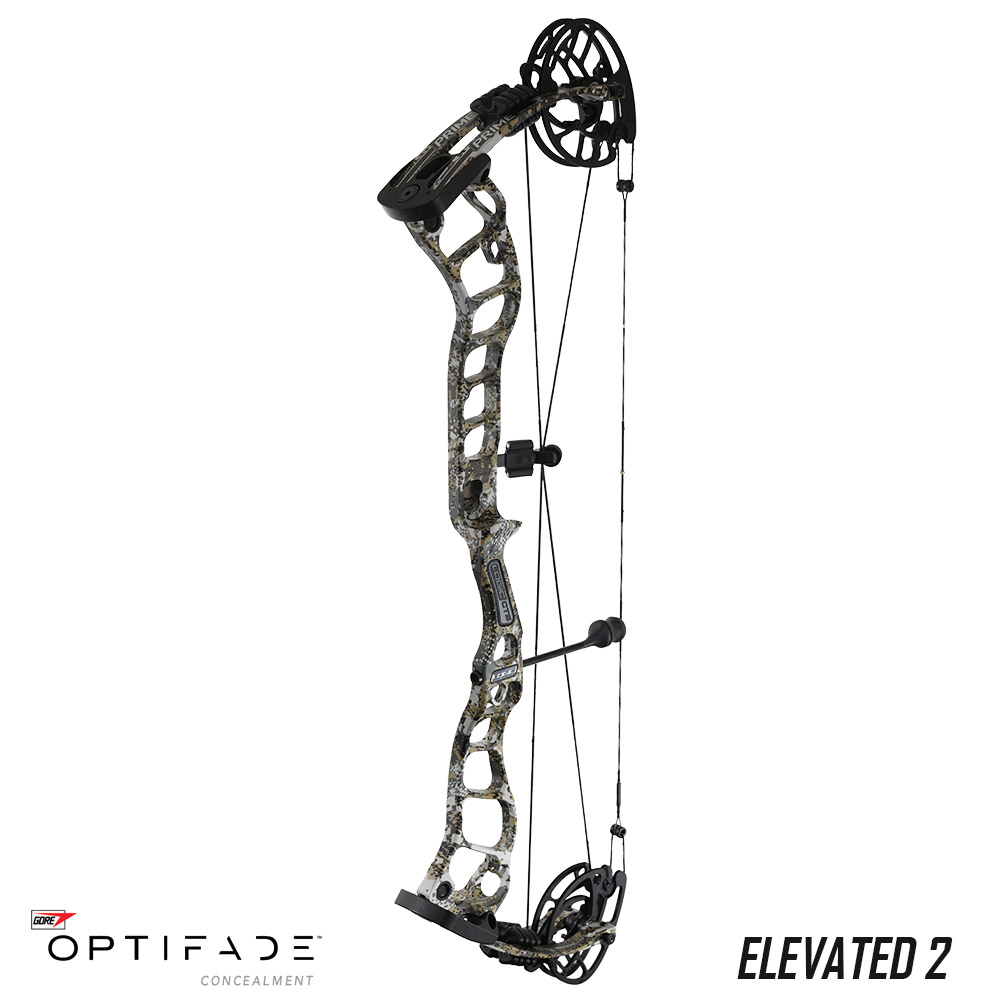 2019 G5 PrimeArchery Logic CT3 Goretek Optifade Camo