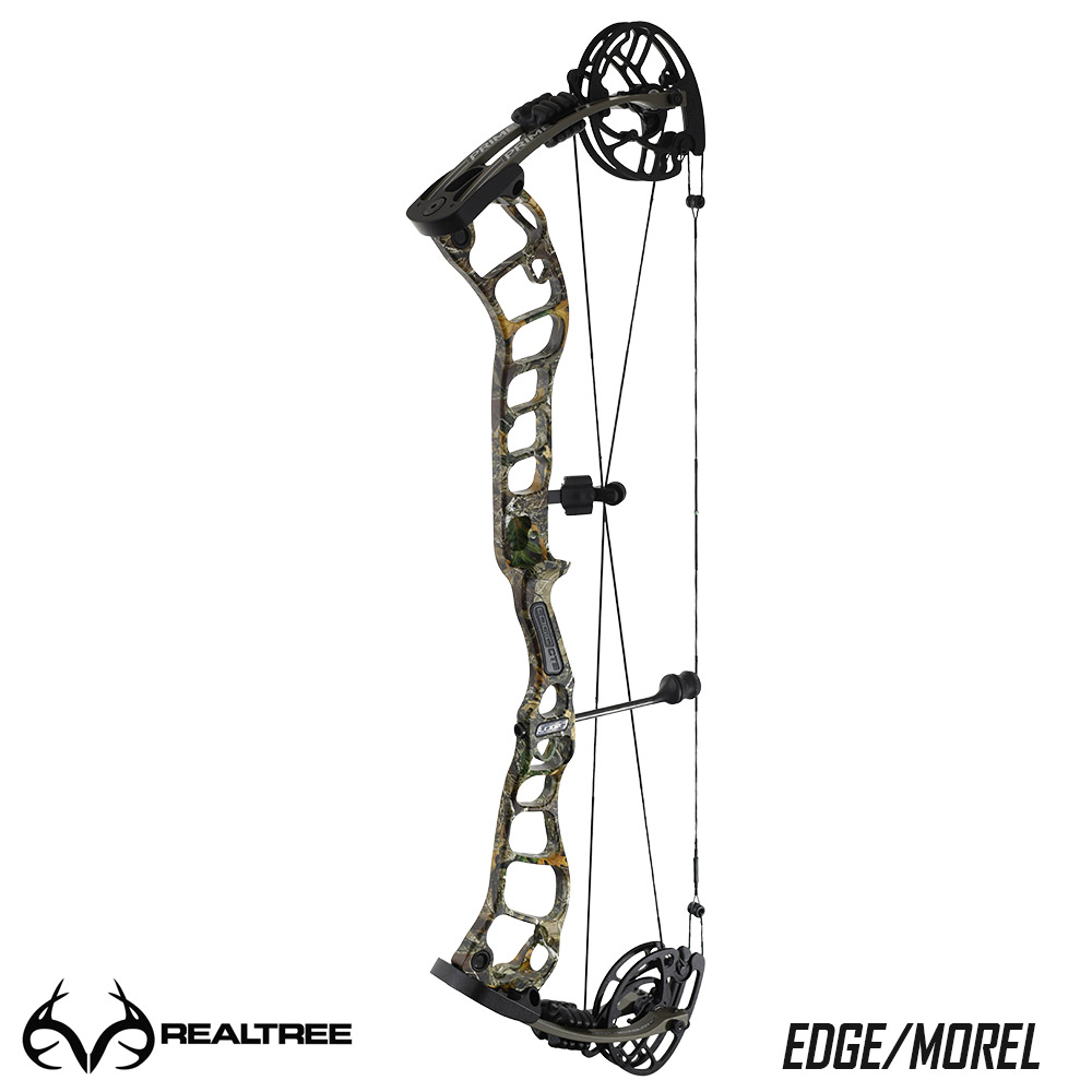 2019 G5 PrimeArchery Logic CT9 Real Tree Morel Camo