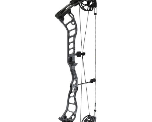 2019 G5 PrimeArchery Logic CT3 Recon Gray