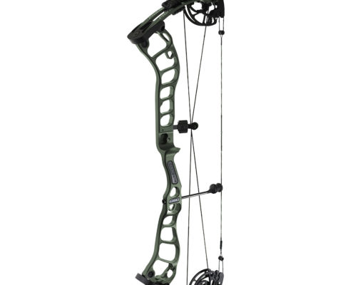 2019 G5 PrimeArchery Logic CT3 Ghost Green