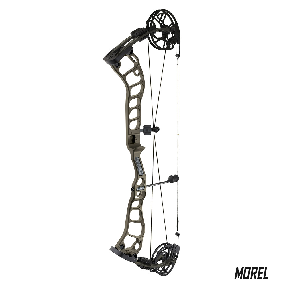 2019 G5 PrimeArchery Logic CT3 Morel