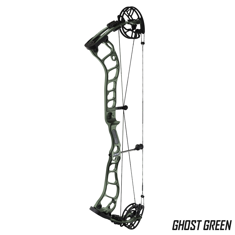 2019 G5 PrimeArchery Logic CT5 Ghost Green