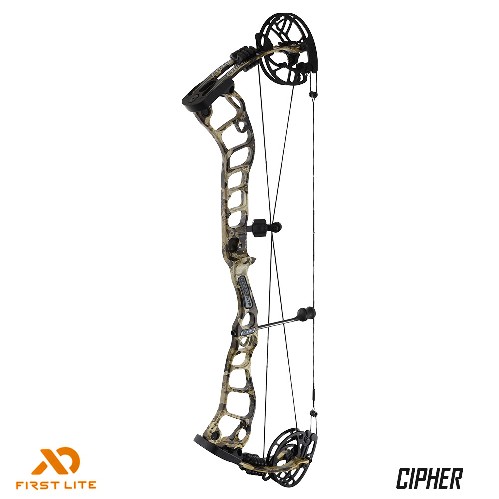 2019 G5 PrimeArchery Logic CT5 FirstLite Cipher Camo