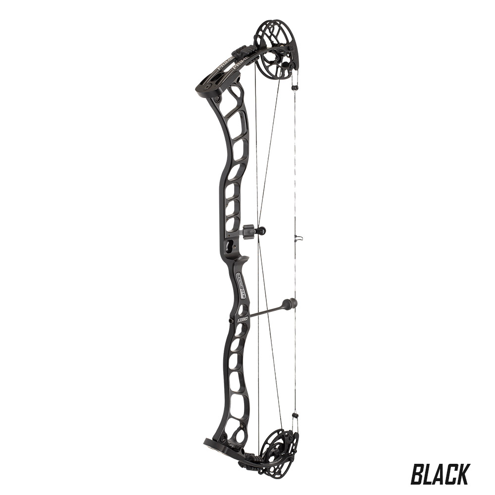 2019 G5 PrimeArchery Logic CT9 Black