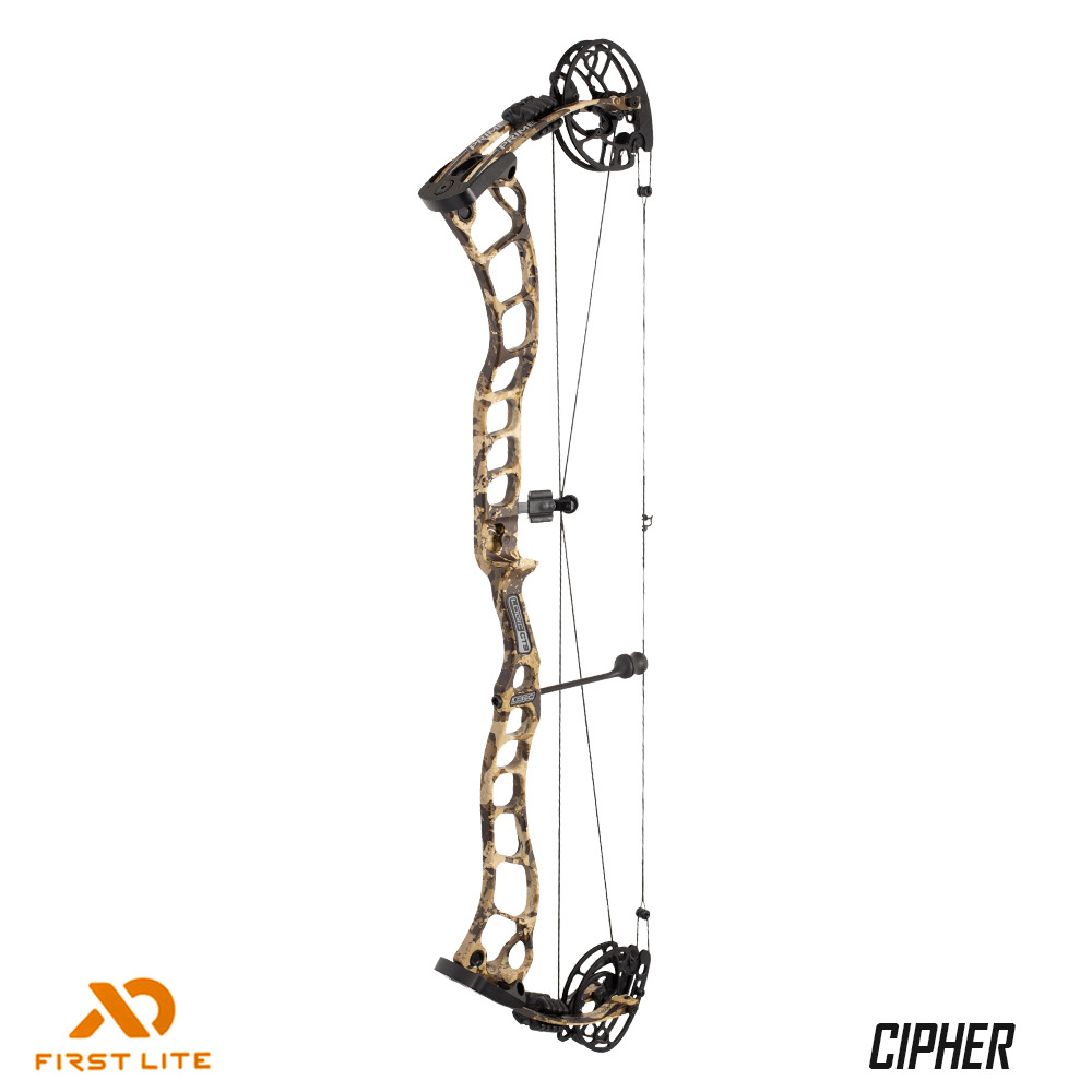 2019 G5 PrimeArchery Logic CT9 FirstLite Cipher Camo