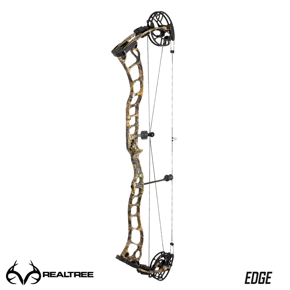 2019 G5 PrimeArchery Logic CT9 RealTree Edge Camo