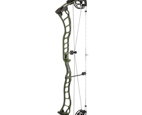 2019 G5 PrimeArchery Logic CT9 Ghost Green