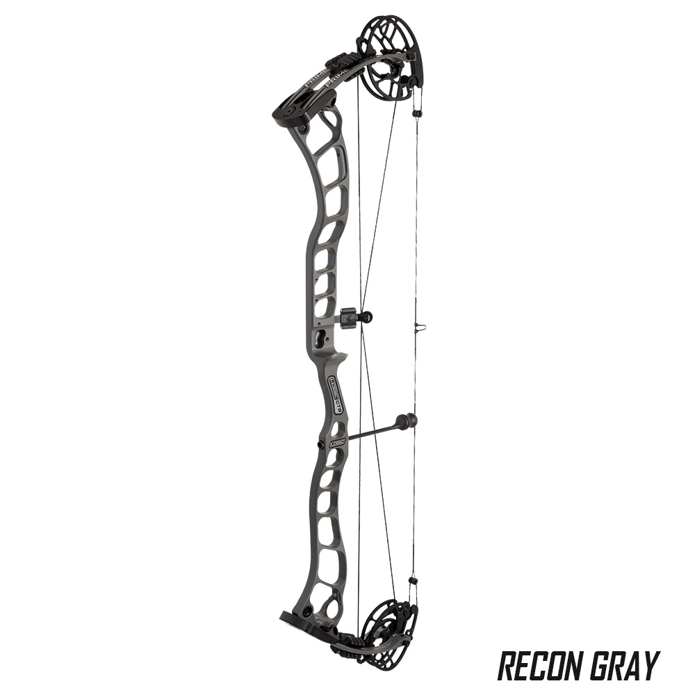 2019 G5 PrimeArchery Logic CT9 Recon Gray