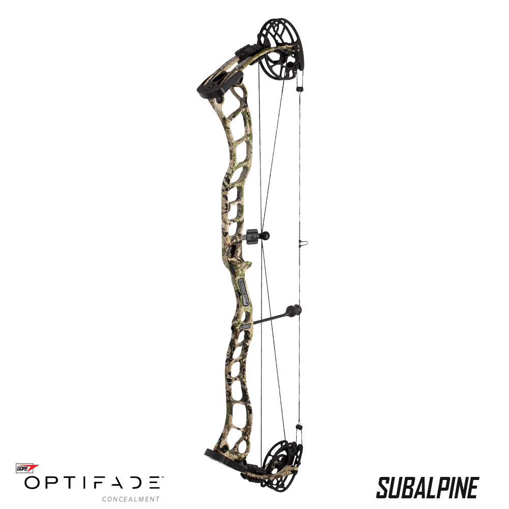 2019 G5 PrimeArchery Logic CT9 Sitka Goretex Subalpine Optifade