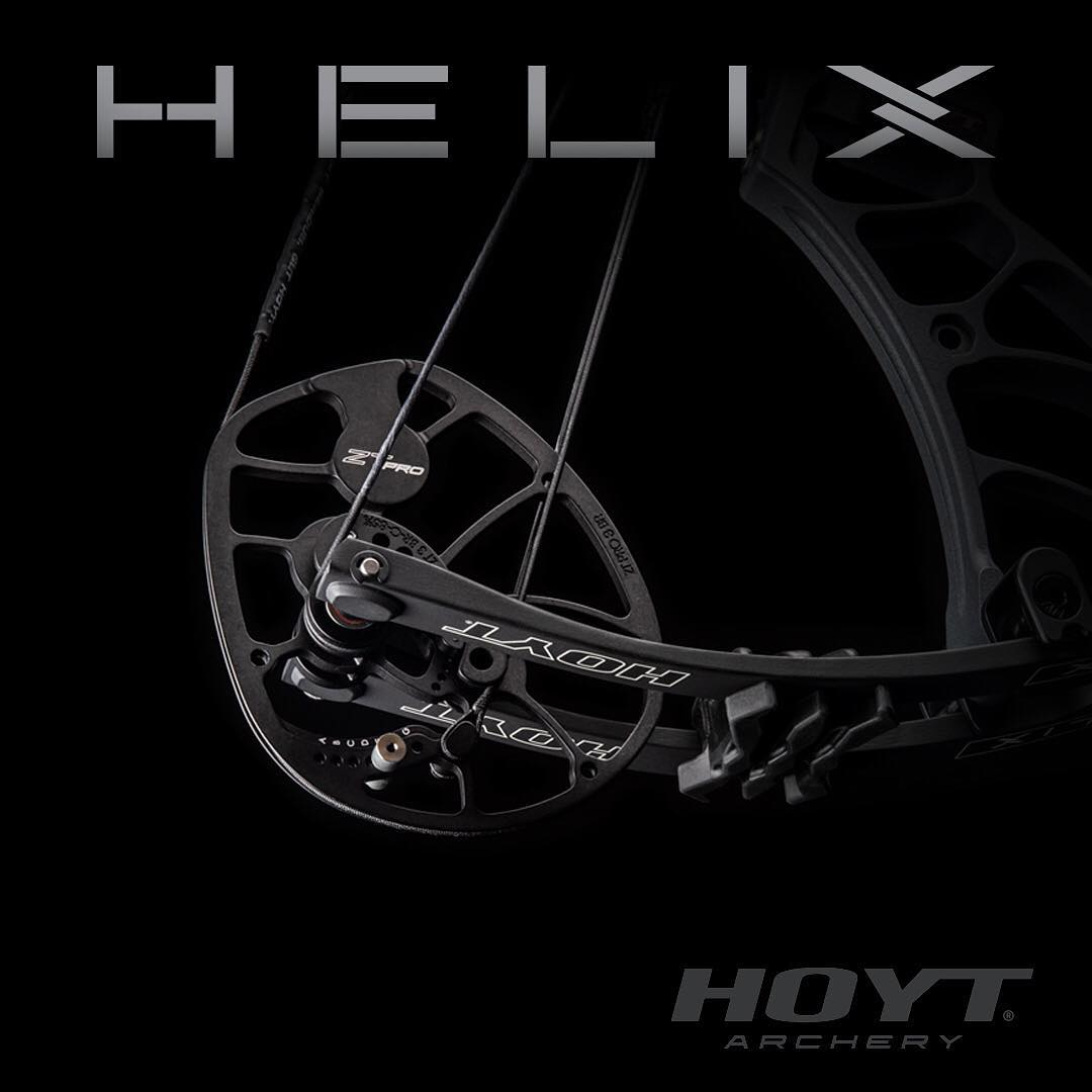 Hoyt Archery Helix Compound Bow Cam Design