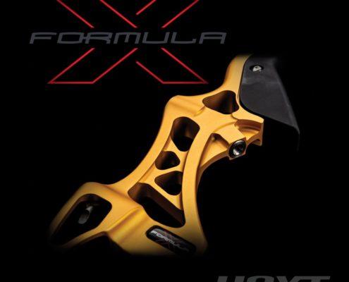 2019 Hoyt Archery New Release - Formula X Recurve Bow