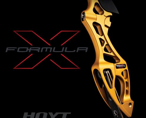 2019 Hoyt Archery New Release - Formula X Recurve Bow Carbon Fiber Limbs