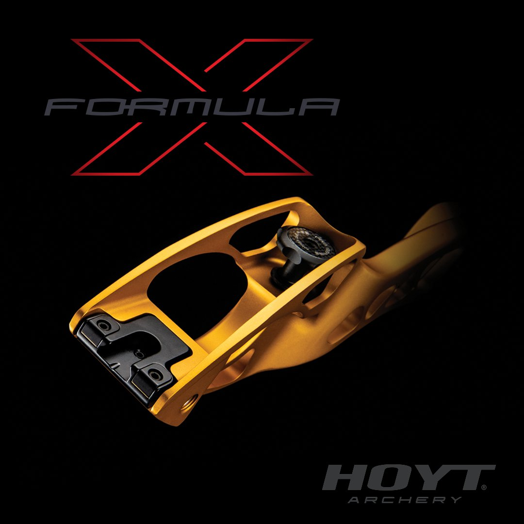2019 Hoyt Archery New Release - Formula X Recurve Bow Limb Mounts