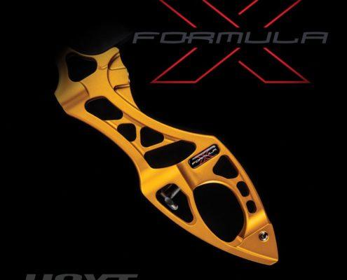 2019 Hoyt Archery New Release - Formula X Recurve Bow Riser