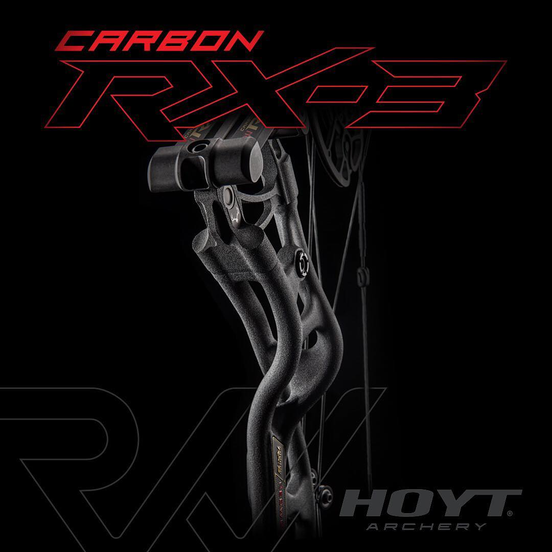 2019 Hoyt Archery News Carbon RX 3 Limb