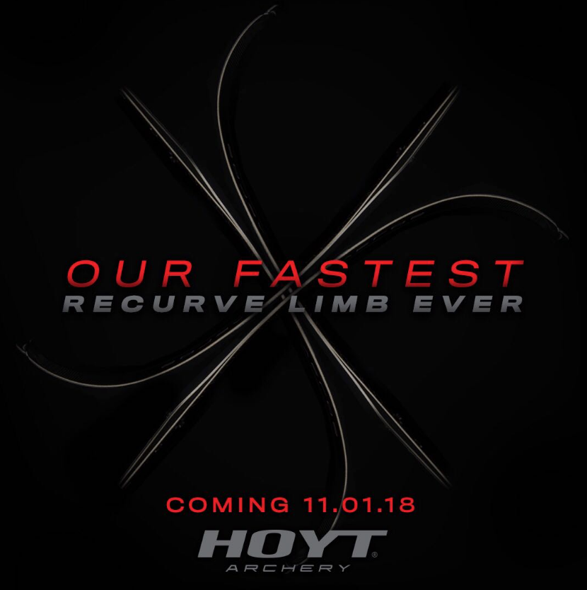 2019 Hoyt Archery News Fastest Recurve Limb Ever