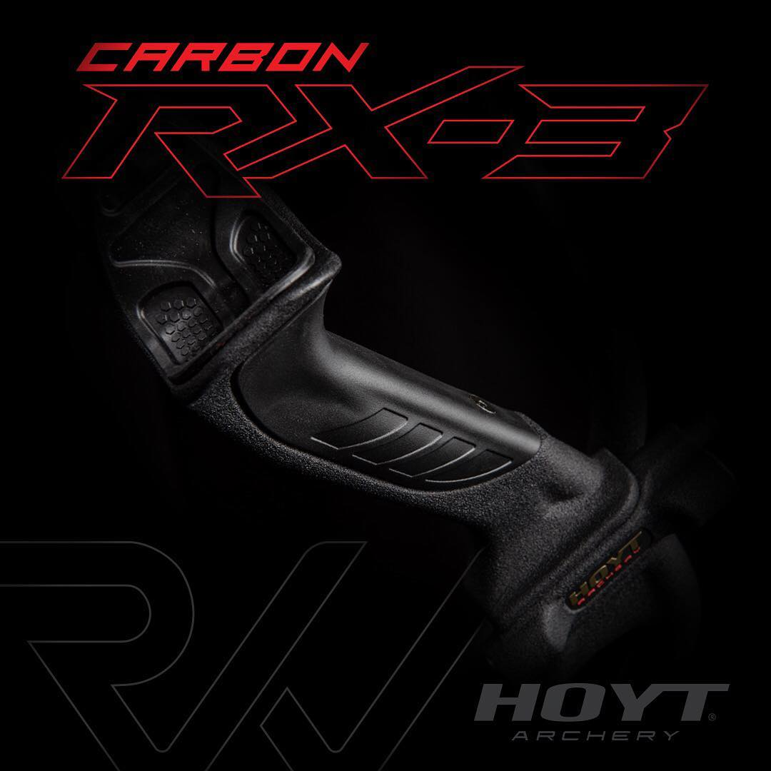 2019 Hoyt Archery News Carbon RX 3 New Grip