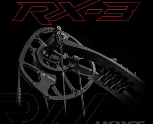 2019 Hoyt Archery News Carbon RX 3 ZT Pro Cam System