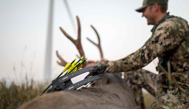 2019 Mathews Traverse Deer Hunting