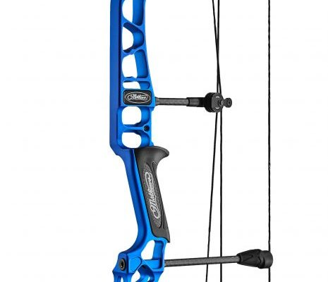 2019 Mathews Traverse Blue