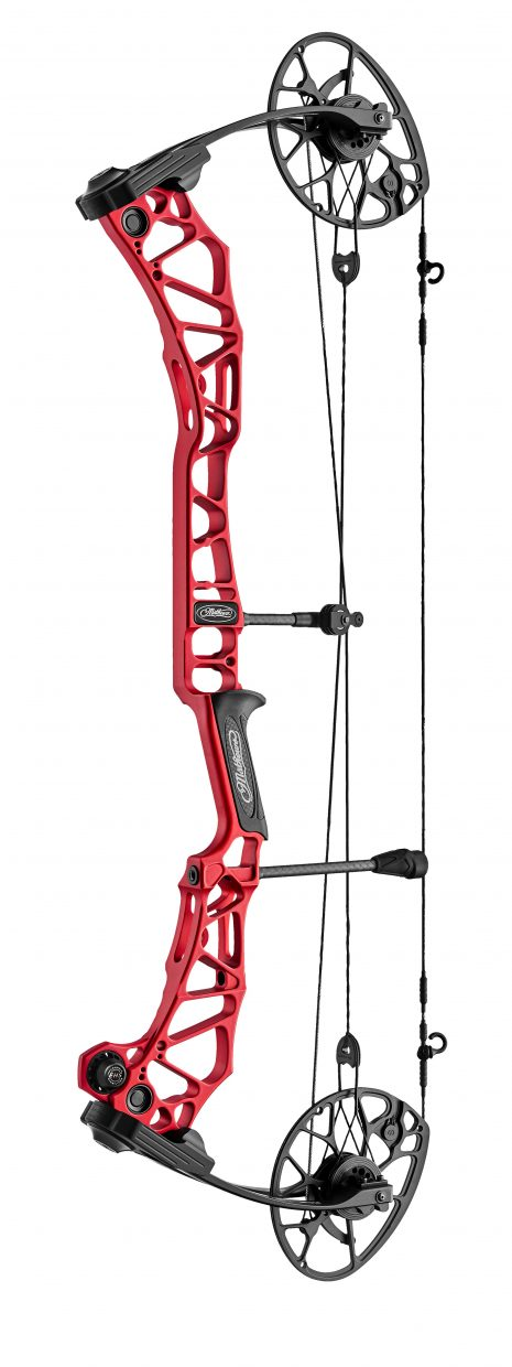 2019 Mathews Traverse Red