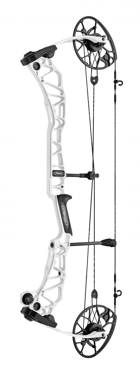 2019 Mathews Traverse White