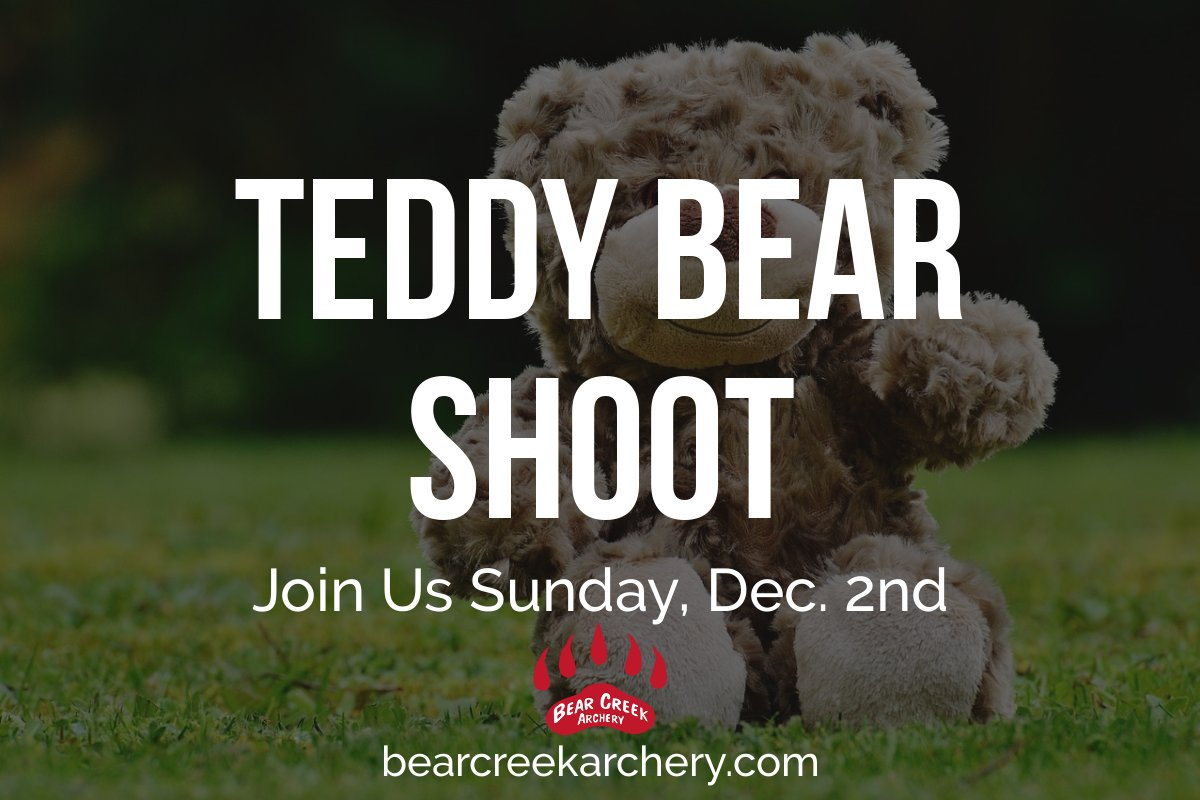 Denver Archery Teddy Bear Shoot 2018