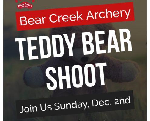 Denver Archery Teddy Bear Shoot