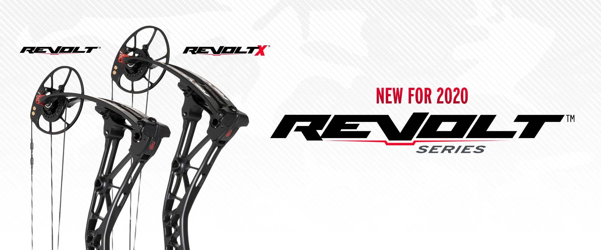 Bowtech 2020 Revolt Bow