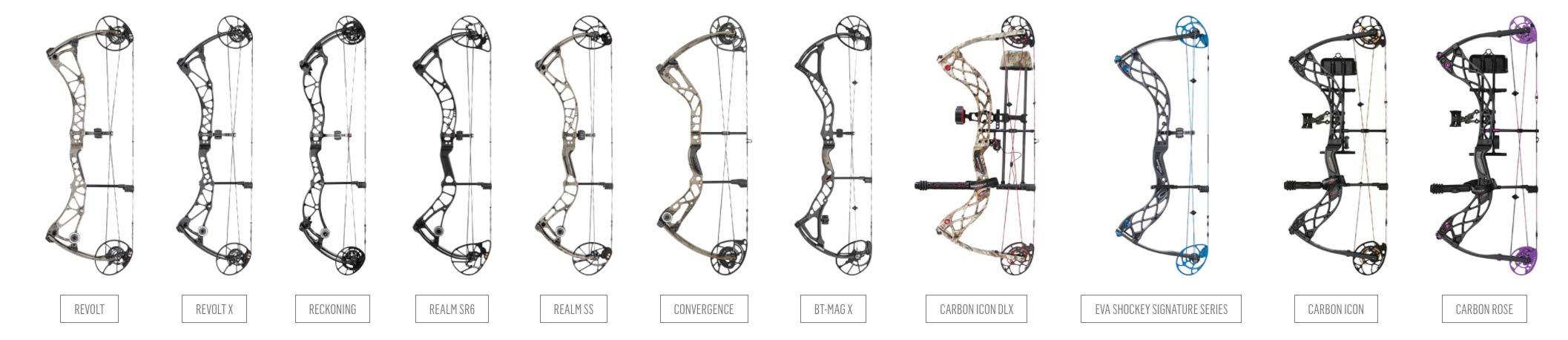 Bowtech 2020 Hunting Bows